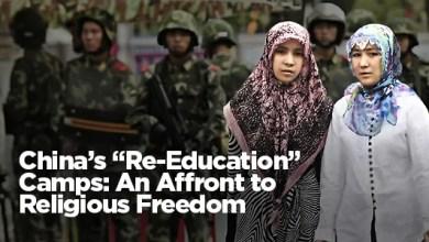 تصویر مجلس نمایندگان آمریکا طرح تحریم چین به دلیل سرکوب مسلمان ایغور را تصویب کرد