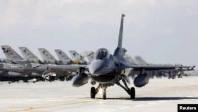 تصویر آغاز عملیاتی نظامی ترکیه علیه پکاکا در شمال عراق