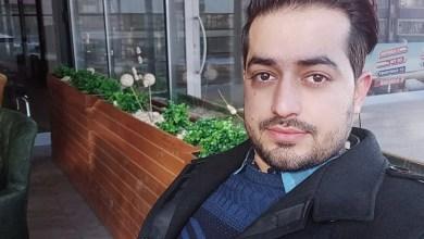 تصویر انتقال عبدالله بزرگزاده سربازی، فعال مدنی، به بازداشتگاه دیپورت اتباع خارجی آنکارا