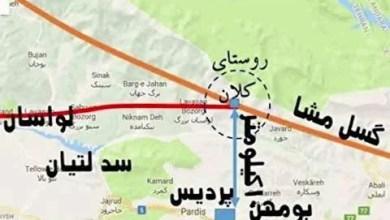 تصویر فعال شدن گسل مشا در تهران؛ قربانیان زلزله احتمالی پنج میلیون نفر خواهند بود