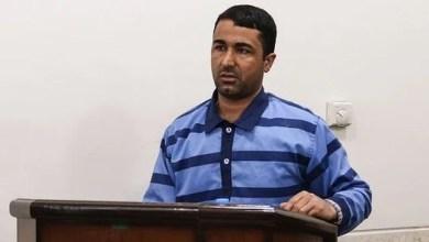 تصویر مصطفی صالحی از بازداشتشدگان اعتراضات ۹۶ اعدام شد