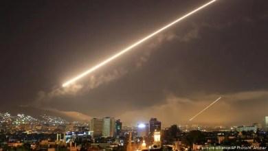 تصویر دیدبان حقوق بشر سوریه از حمله تازه اسرائیل به شبهنظامیان تحت حمایت ایران خبر داد