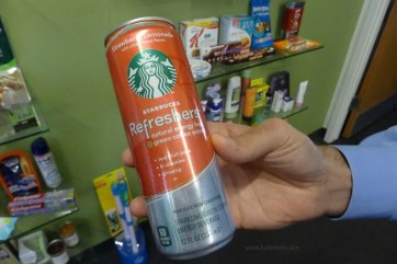Starbucks product innovation