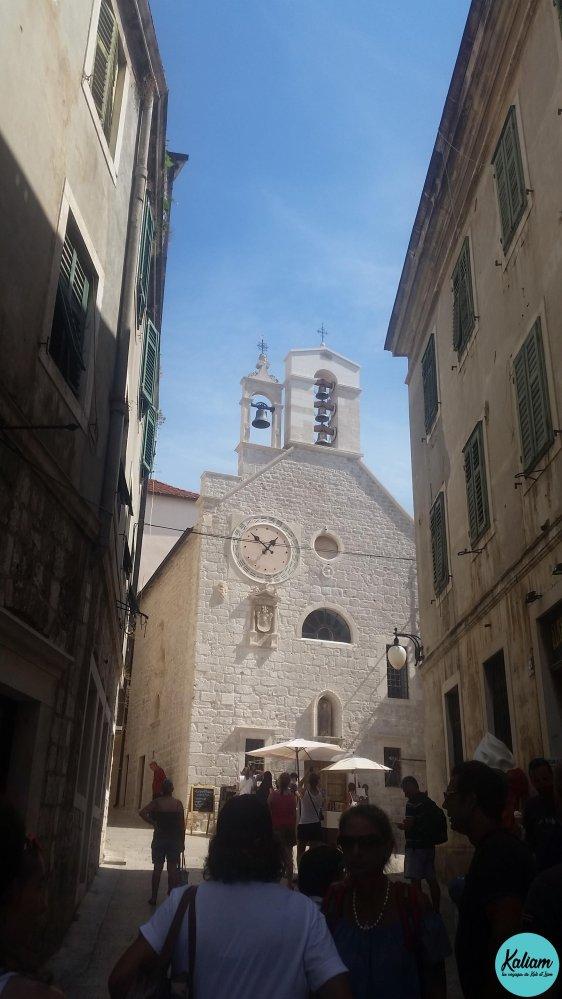 Eglise à Sibenik