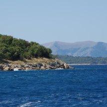 Croatie vue sur mer