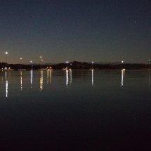 La nuit au port