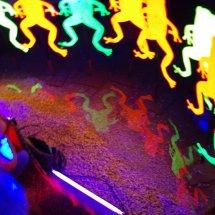 Les grenouilles qui font de la musique