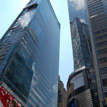 Les grattes-ciels à New York