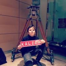 Liam pose