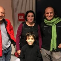 Photo avec Gérard de RTL
