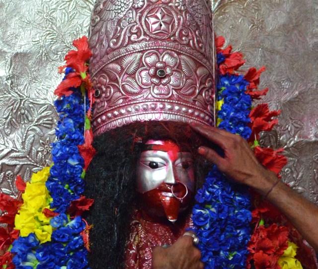Ma Tara Of Tarapith Murti