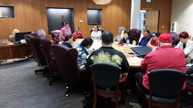 KPHCC meeting