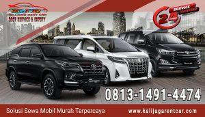 Jasa Rental Mobil Jakarta Pusat