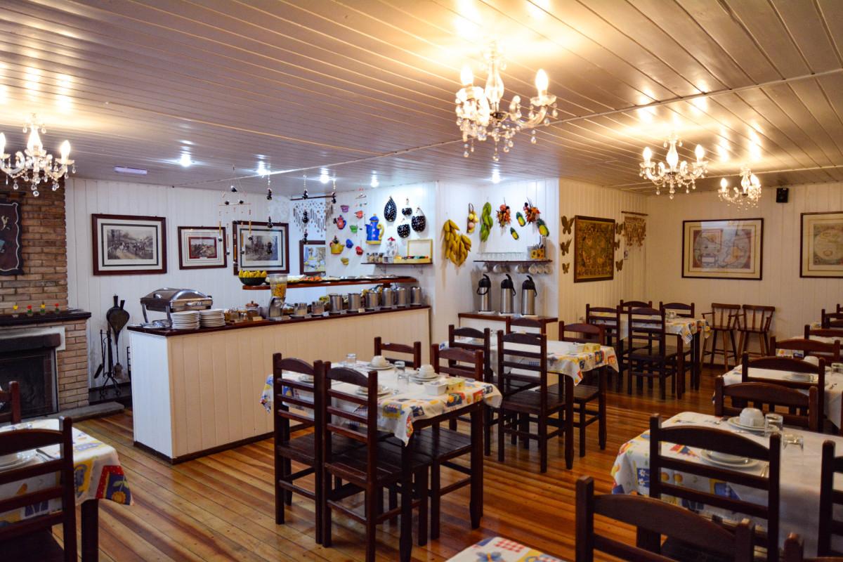 Café da Manhã - Kaliman Campos do Jordão
