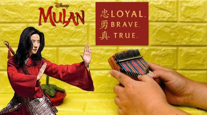 Loyal, Brave, True - Disney's Mulan Ost - Christina Aguilera