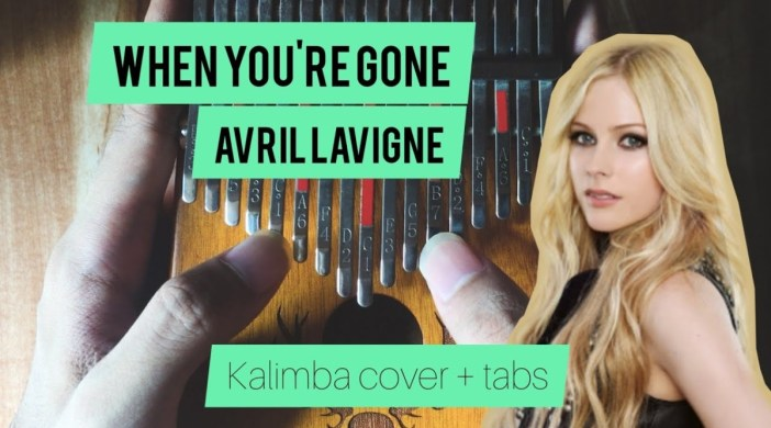 When You're Gone - Avril Lavigne