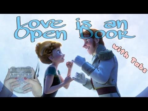 Frozen - LOVE IS AN OPEN DOOR