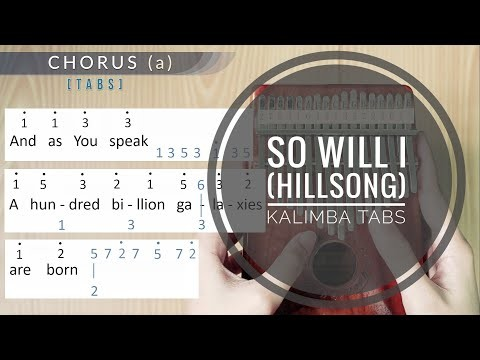 So Will I (100 Billion X) by Hillsong Worship