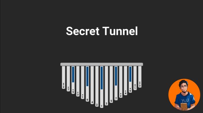 Avatar: The Last Airbender - Secret Tunnel