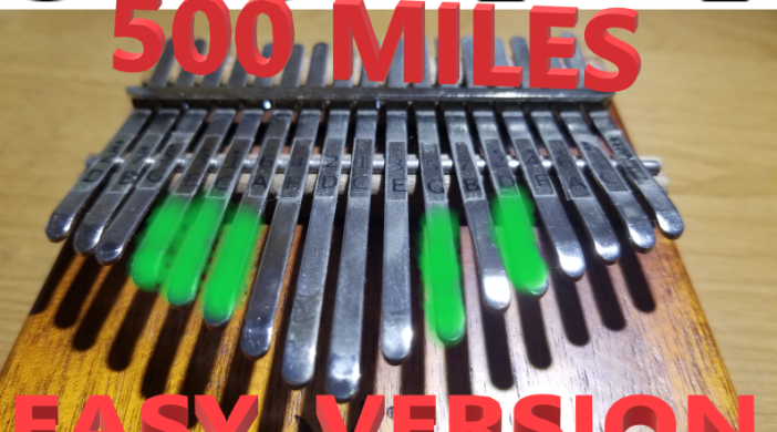 500 Miles by Peter, Paul and Mary
