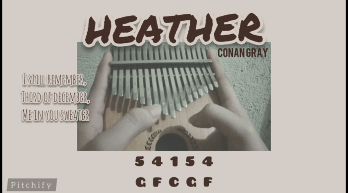 Heather - Conan Gray