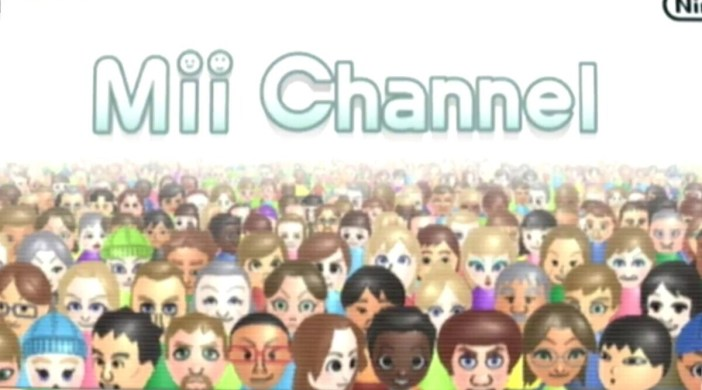 Wii Mii Channel Main Theme (Easy)
