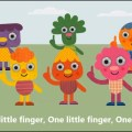 1 Litte Finger (Children's Music)