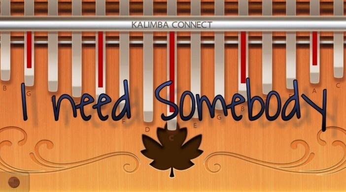 I need somebody - DAY6