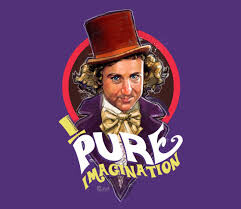 Pure Imagination - Gene Wilder (Easy)