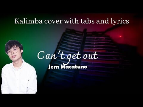 Can't get out - Jem Macatuno