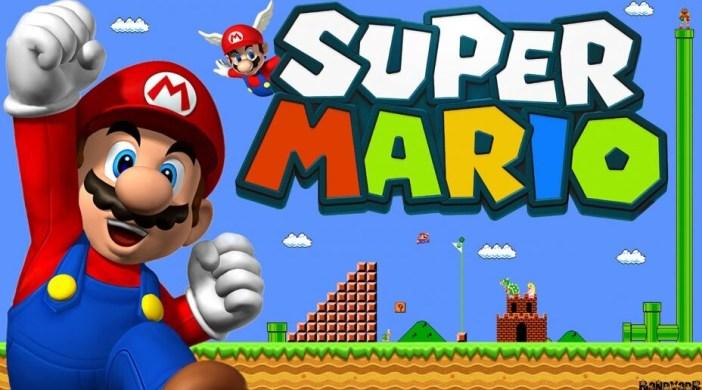 Super Mario Bros Overworld Theme (Easy)