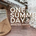 ONE SUMMER'S DAY | Kalimba Tabs