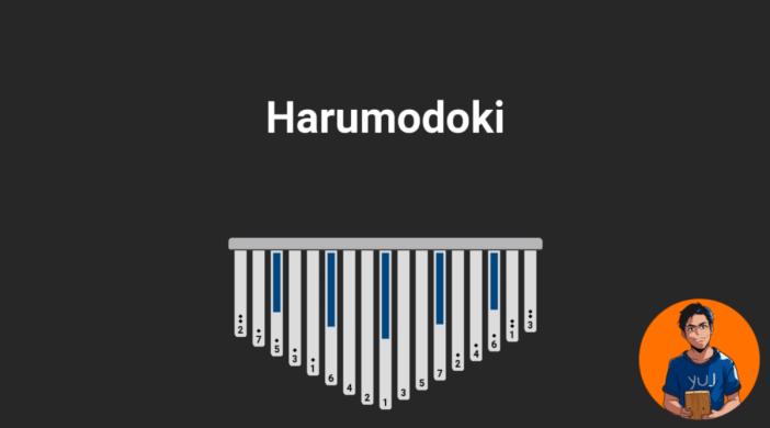 OreGairu Opening 2 - Harumodoki