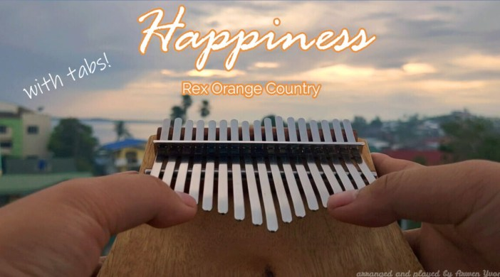 Happiness by Rex Orange Country