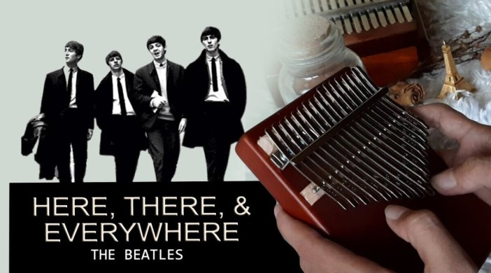Here, There and Everywhere - The Beatles