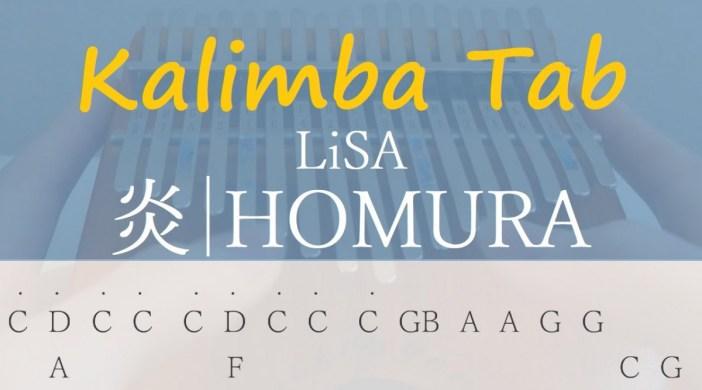 HOMURA:LiSA - Demon Slayer OST