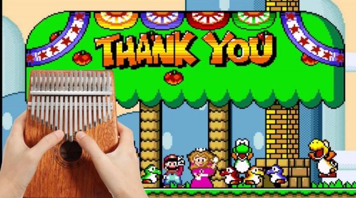 Super Mario World - Ending Theme