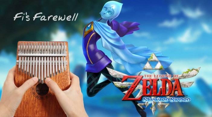 Fi's Farewell - The Legend of Zelda: Skyward Sword