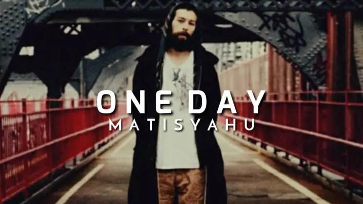 One Day By Matisyahu Kalimba Tabs
