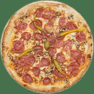Lovačka pizza