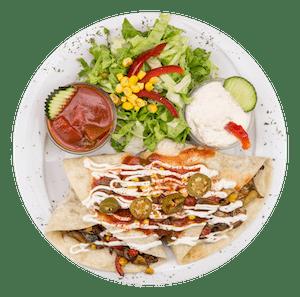Enchilada sa povrćem