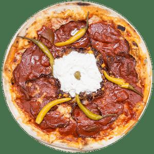 Meksička pizza