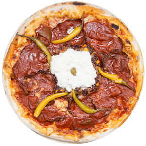 Meksička pizza