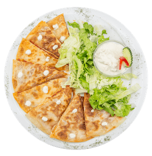 Quesadilla supreme