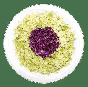 Mješana salata od zelja