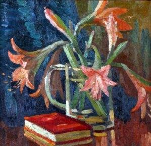 Flower , Safiuddin Ahmed