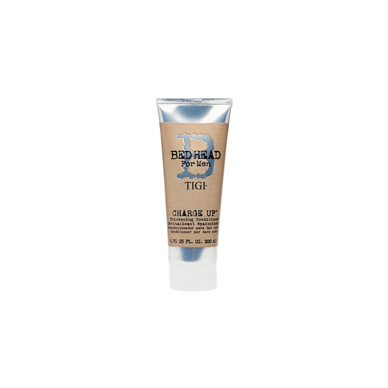 Charge Up Conditioner Tigi Soin Paississant Hydratant