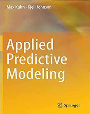 Applied Predictive Modeling Best Data Science Books