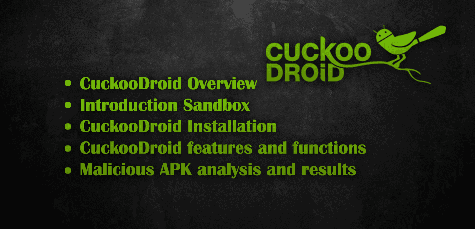 CuckooDroid