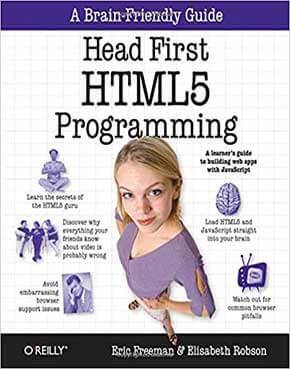 Head First HTML5 Programming